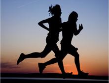 От чего зависит скорость бега человека на дистанции